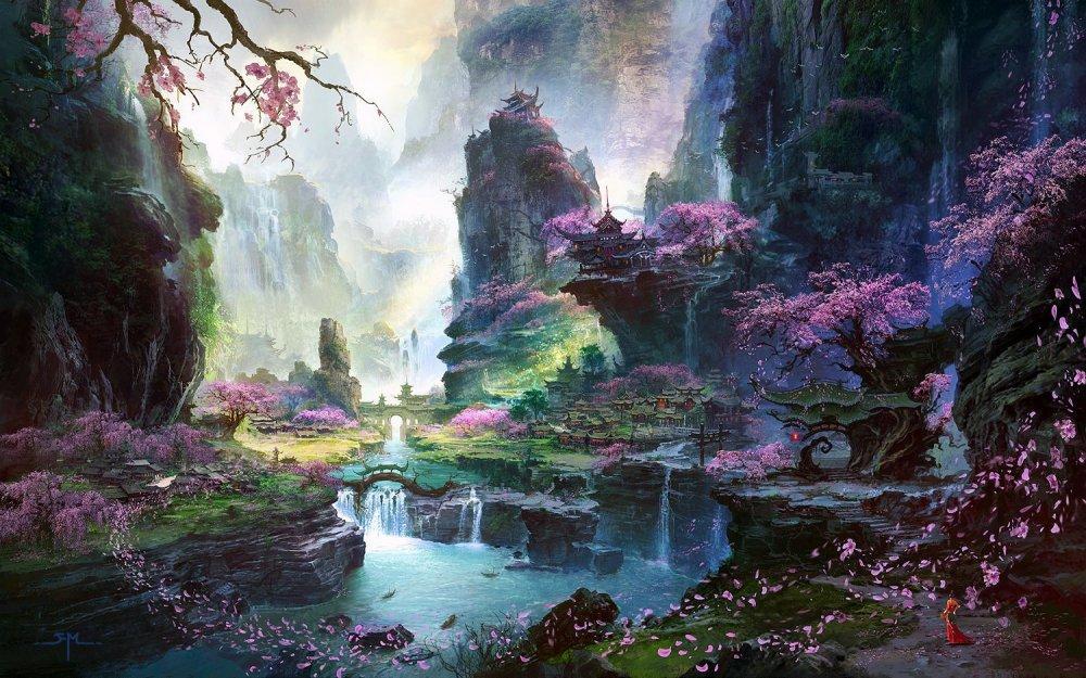 Волшебные миры